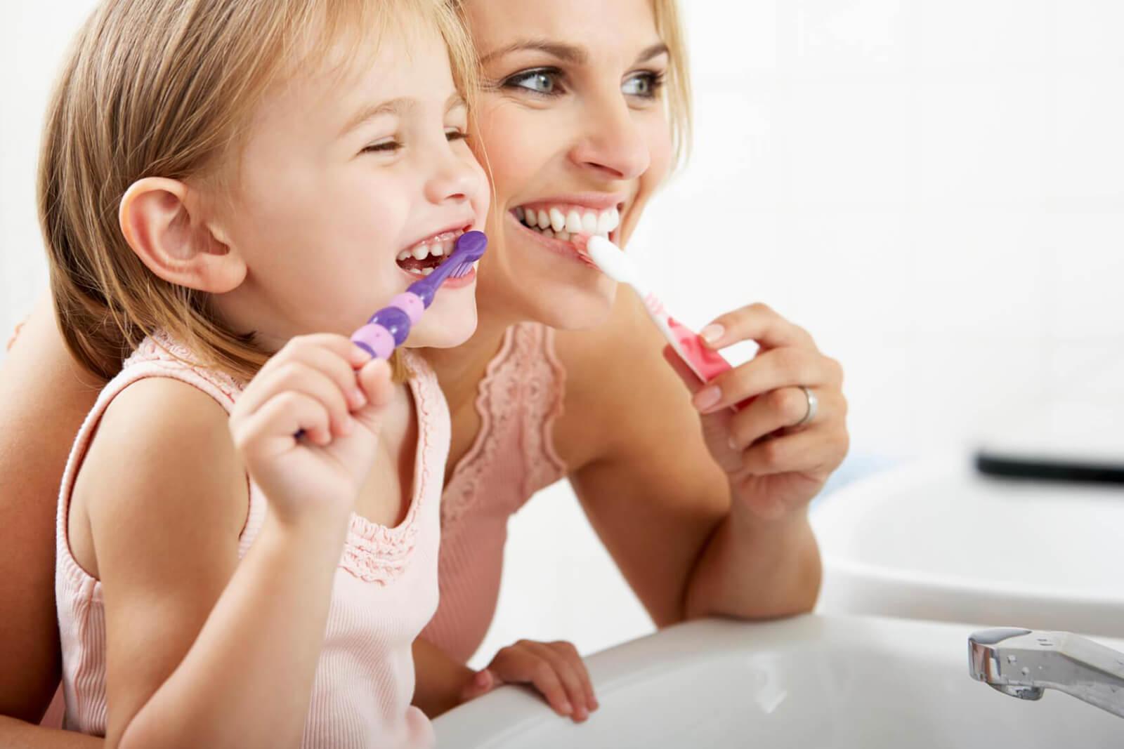 igiena orala copii
