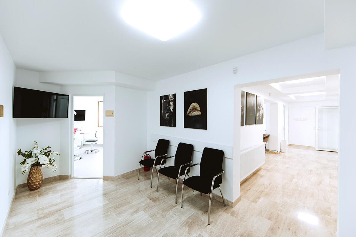 RaDent Center Sigmir - sala de asteptare